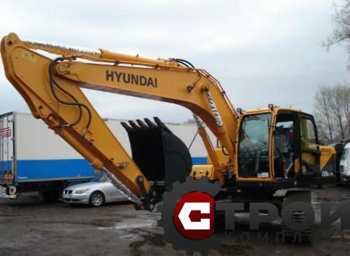 экскаватор гусеничный Hyundai 220LC-9C