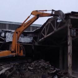 демонтаж зданий и сооружений в Воронеже